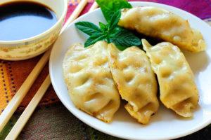 Ravioli con carne, il Giappone direttamente nella vostra cucina