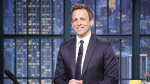 Seth Meyers condurrà i Golden Globes 2018, finalmente Hollywood