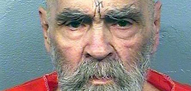 Charles Manson in fin di vita