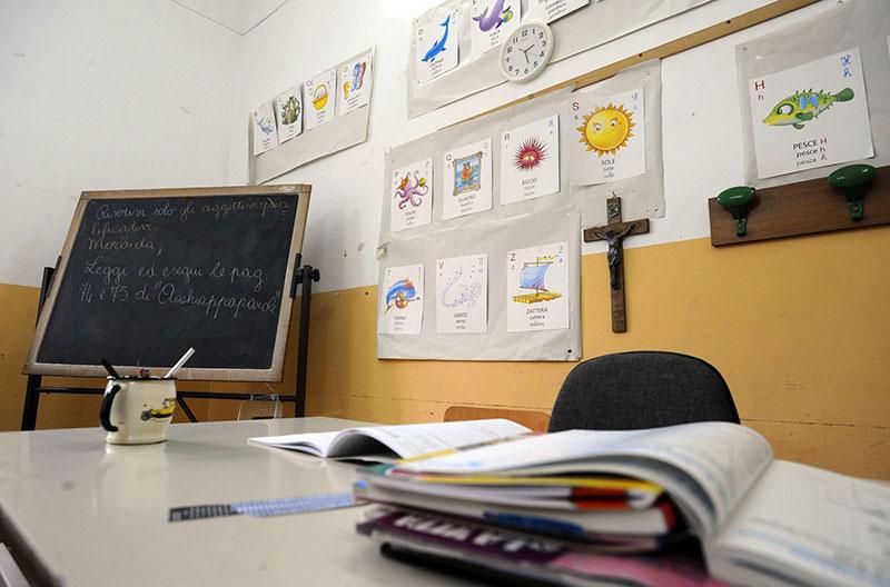 Preghiere vietate a scuola