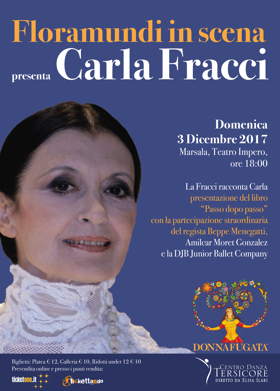 Floramundi presenta Carla Fracci