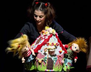 Teatro Libero domenica per le famiglie con Sognando Hansel e Gretel