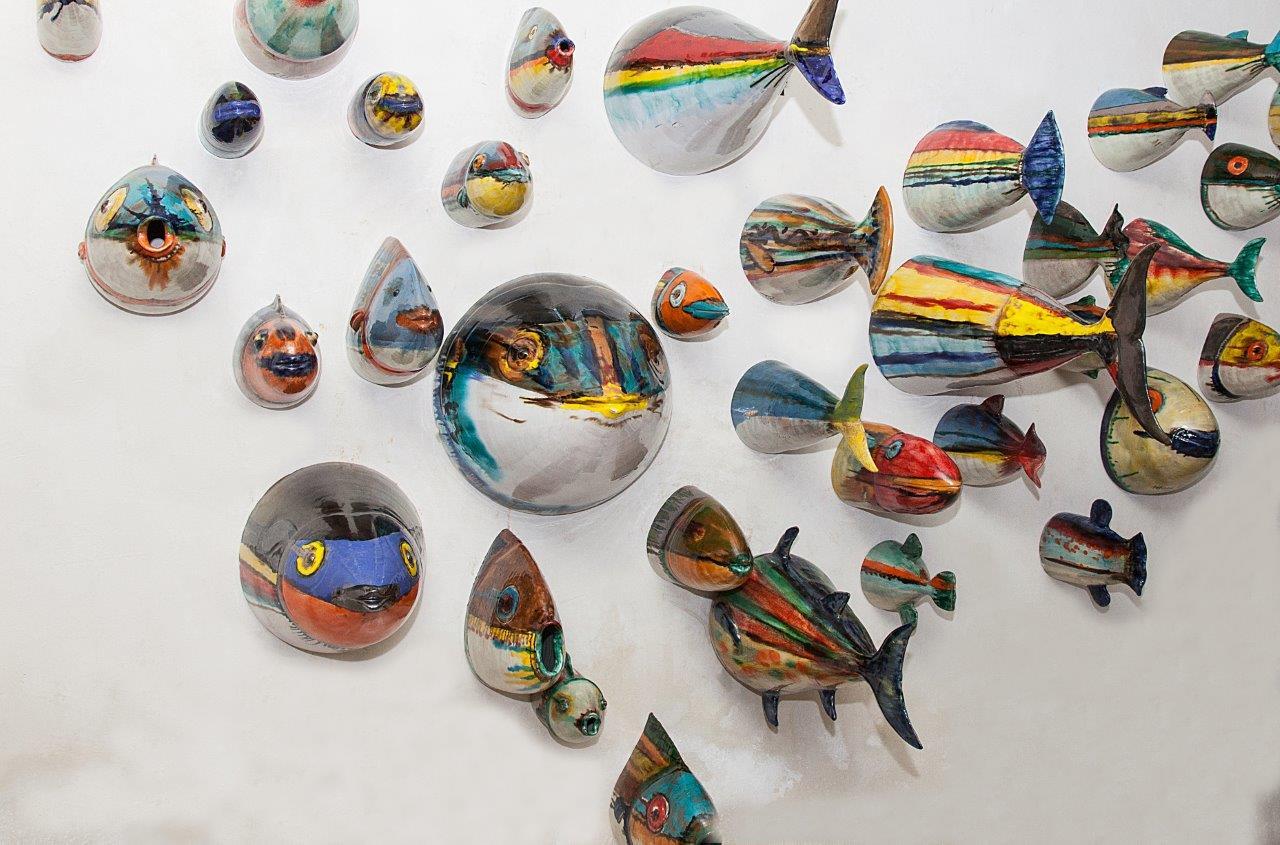 I pesci mozzati di Nicolò Morales