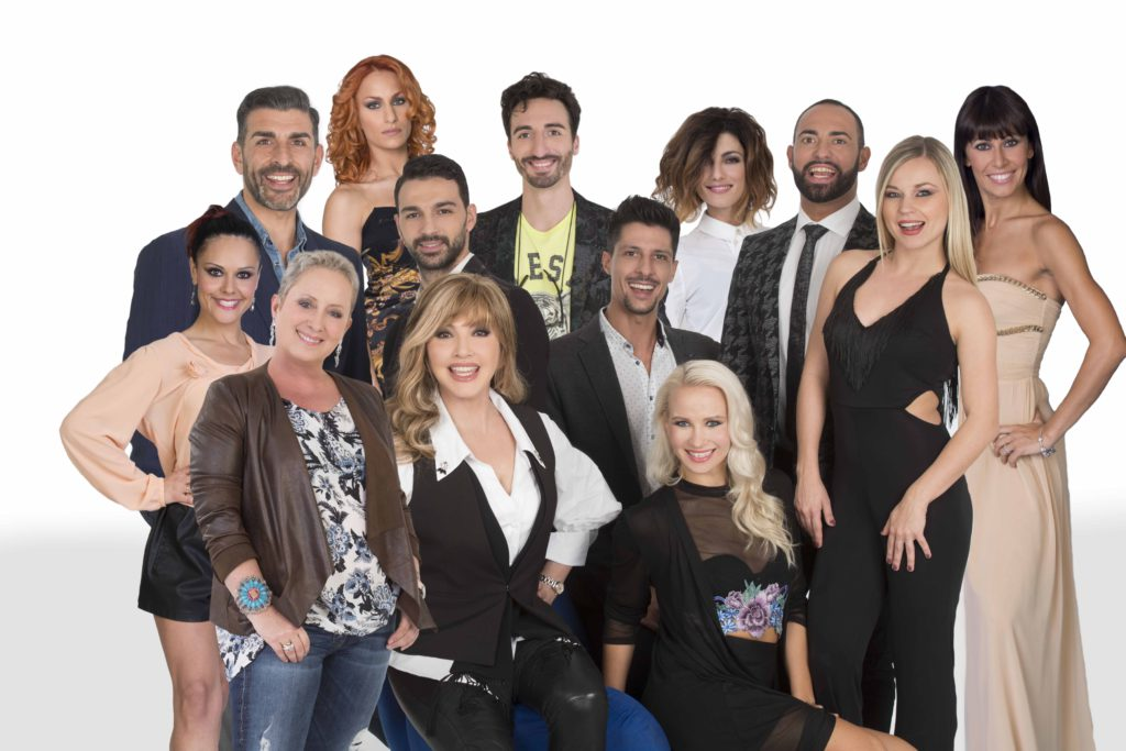 Milly Carlucci a Catania