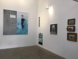 Igor Scalisi Palminteri e Riccardo Brugnone alla Galleria Veniero Project