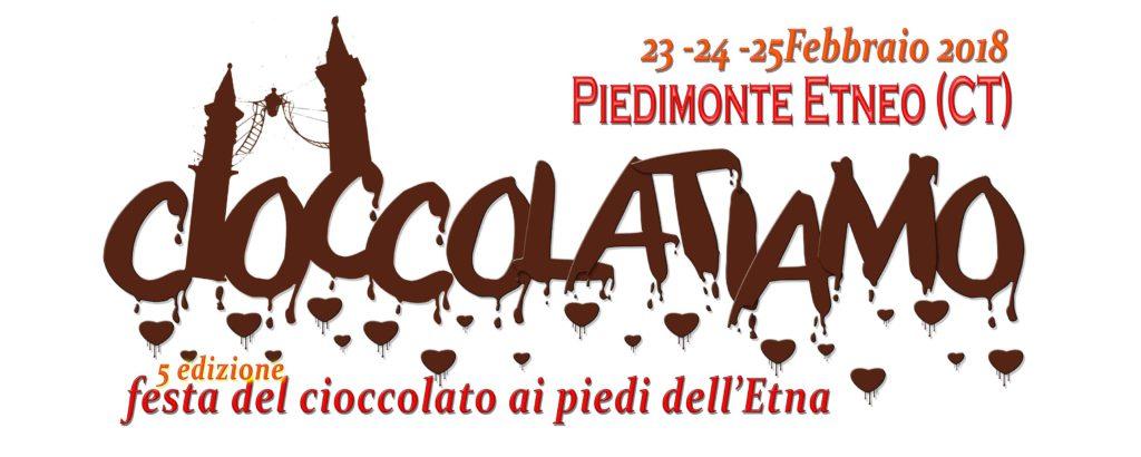 """""""Cioccolatiamo"""" 2018"""