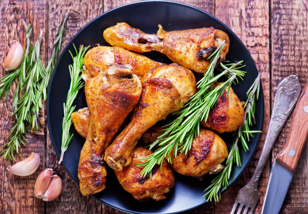 cosce di pollo