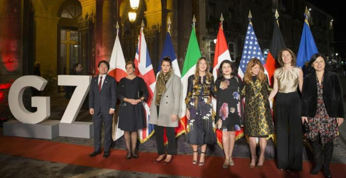 G7 pari opportunità