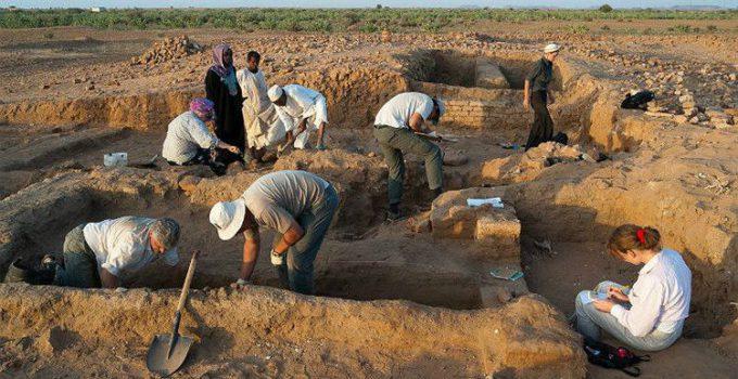 missione archeologica in Kenya
