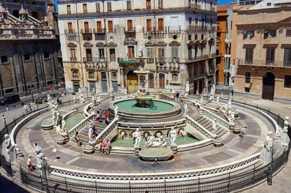 Blogger internazionali a Palermo