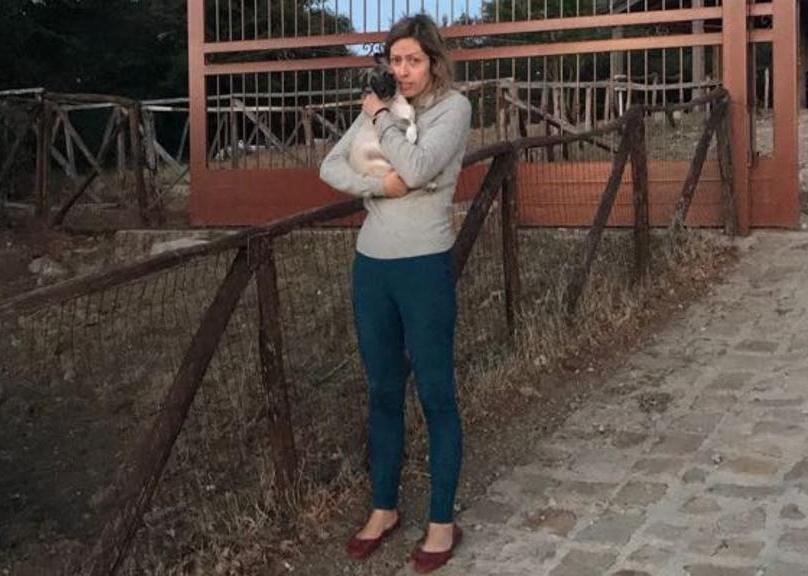 Intimidazioni a Magda Scalisi