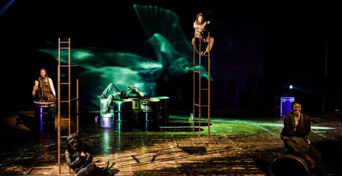Moby Dick al Teatro Libero