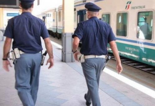 festa polizia ferroviaria
