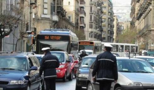 Rivoluzione traffico Palermo