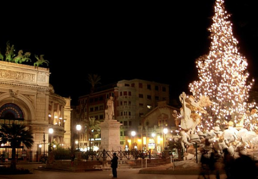 Natale e Capodanno Palermo
