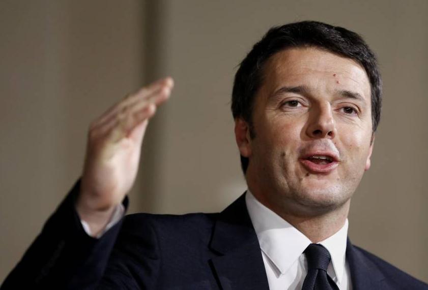 Renzi in Sicilia