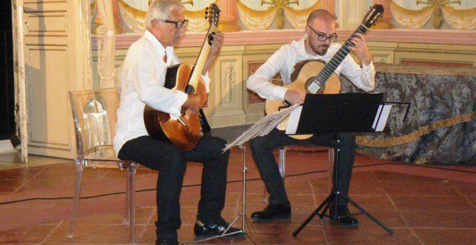 Duo Alessi-Palmeri a Tiempo de guitarras