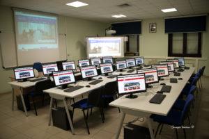 Nuova aula multimediale al Dipartimento di Scienze mediche di Catania