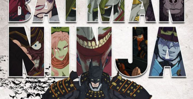 trailer di batman ninja
