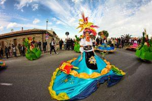 Carnevale Capo d'Orlando: la XII edizione arriva dall'8 al 13 febbraio