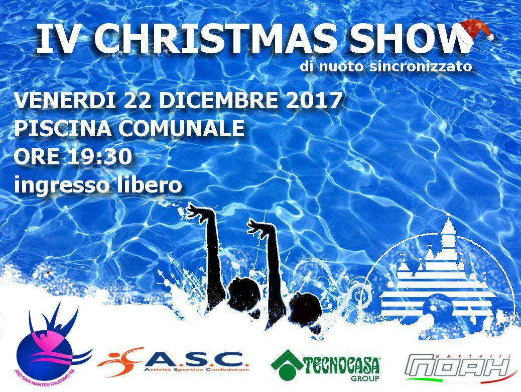 IV Christmas Show