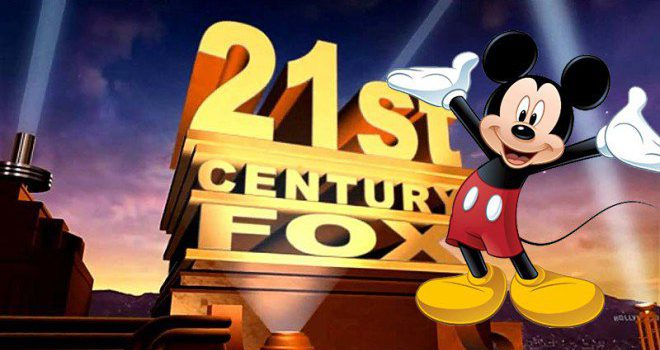 La Disney acquisisce la Fox