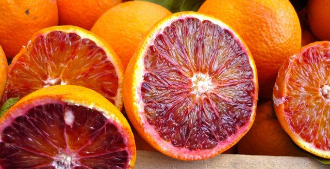 Sagra dell'arancia rossa Centuripe