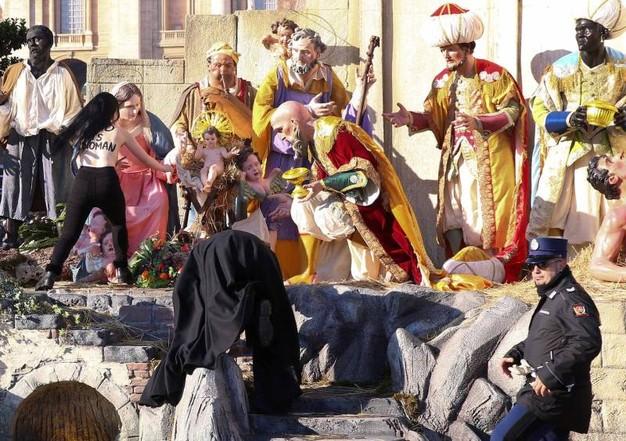 Tentato furto del Bambinello in Vaticano
