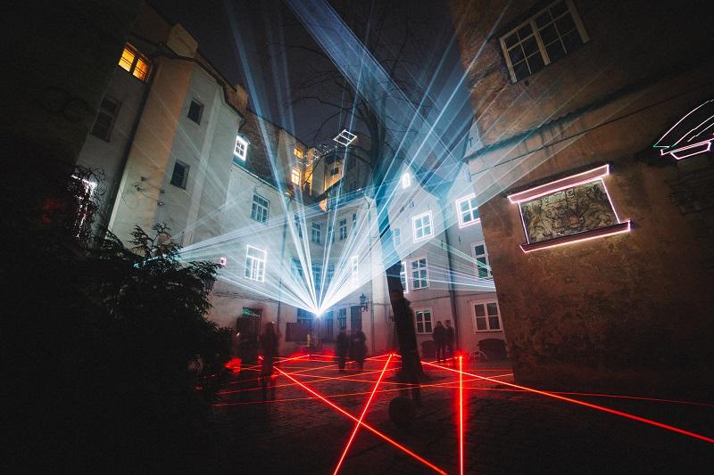 laser symphony