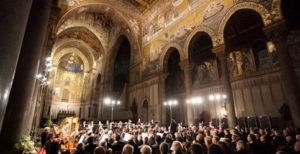 Settima musica sacra a Monreale nel percorso arabo-normanno Unesco