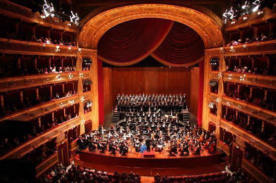 Concerto Capodanno Teatro Massimo
