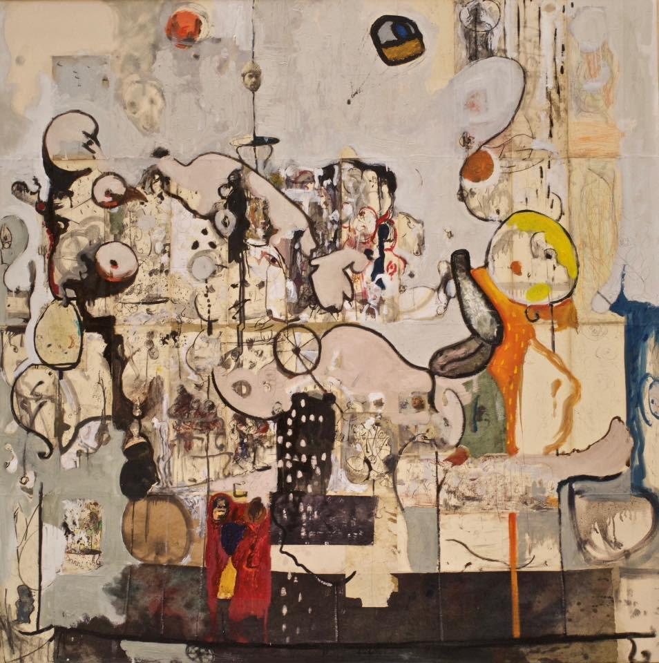 Ignazio Schifano in mostra