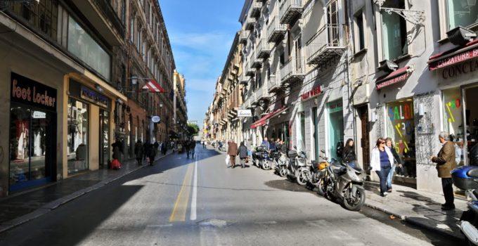 Cassaro e via Maqueda pedonali