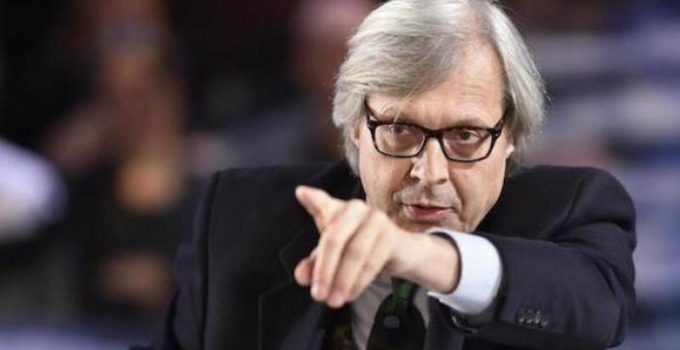 Sgarbi querela il Pm Francesco del Bene
