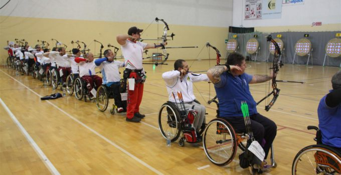 Campionato Italiano Indoor Pararchery 2018