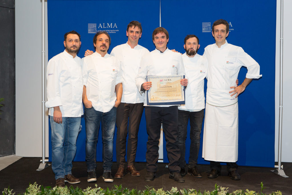 Alma scuola internazionale di cucina italiana diplomati palermitani - Alma scuola cucina ...