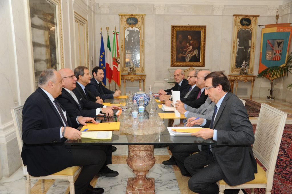 Governo incontra università