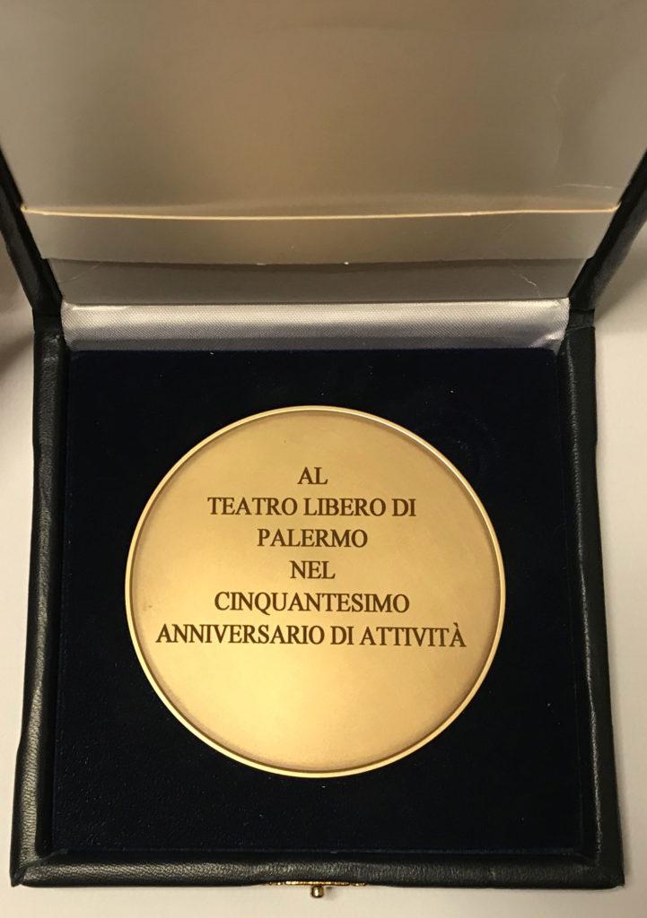 Teatro Libero Palermo 50 anni di attività