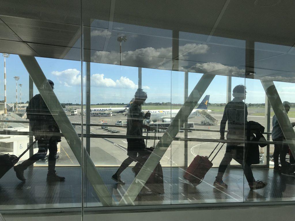 Aeroporto Catania dati 2017
