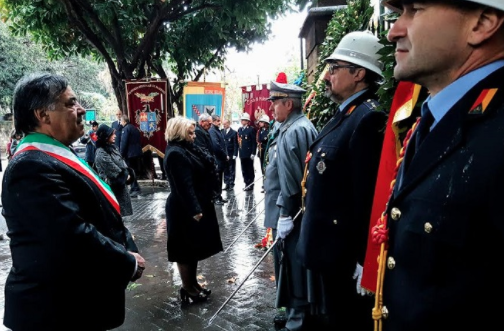 Commemorazione Piersanti Mattarella