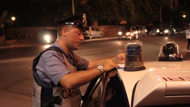 parcheggiatori arrestati