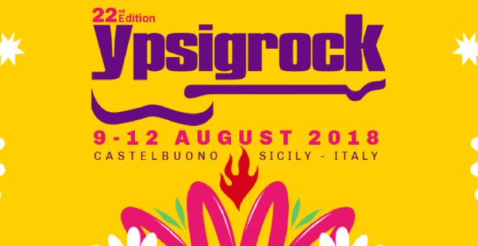 Ypsigrock Festival 2018