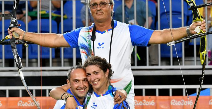 31° Campionato Italiano Indoor Pararchery a Palermo