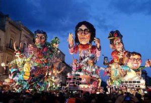 Carnevale di Sciacca 2018, l'ordine delle sfilate e delle recite