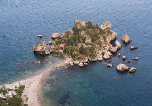 Cutgana per l'Isola Bella: tavolo tecnico per la riserva naturale