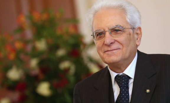 Presidente Mattarella a Catania