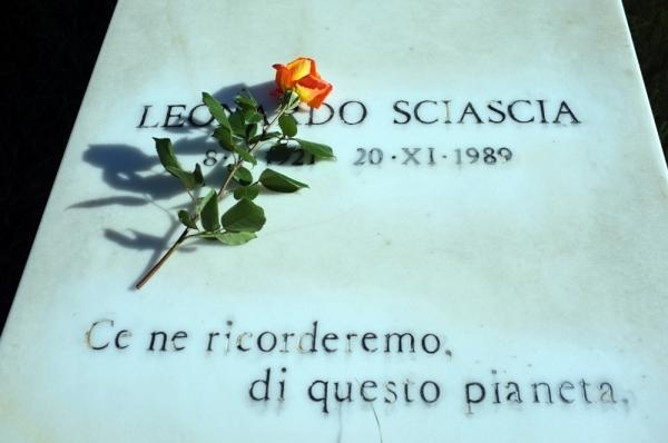Vittorio Sgarbi a Racalmuto