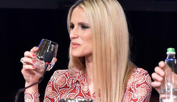 Michelle Hunziker va a Sanremo
