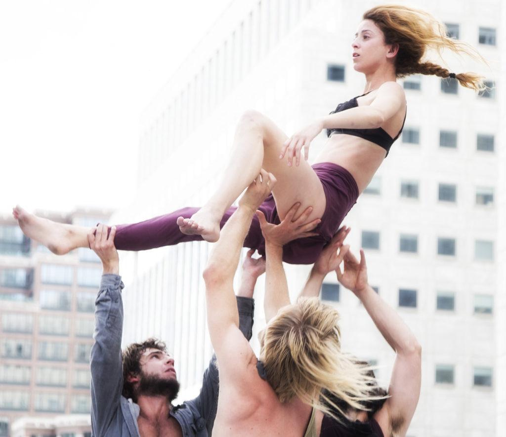Danza contemporanea al Teatro Libero