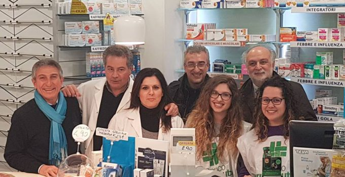 Raccolta del farmaco Messina
